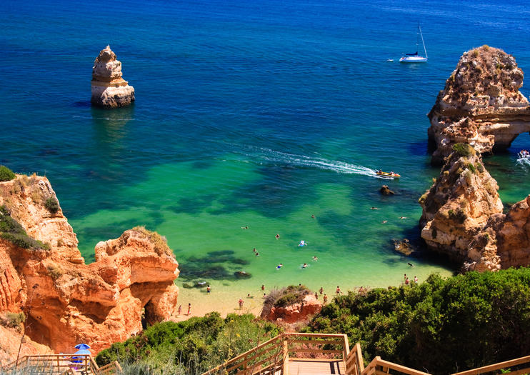 Top Beaches on the Algarve